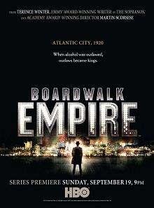 Đế Chế Ngầm 1 - Boardwalk Empire Season 1