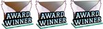 Fana Awards - Le triplé de 2012