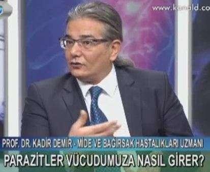 Prof.Dr. Kadir DEMİR