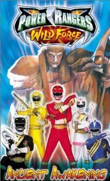 Power Ranger Forever Red