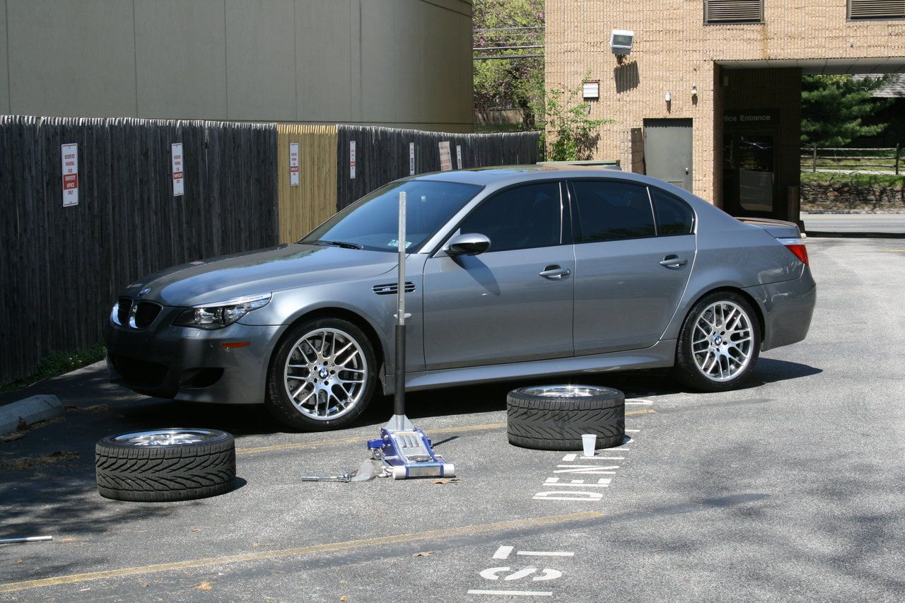 M5 With Csl Wheels Bmw M5 Forum And M6 Forums
