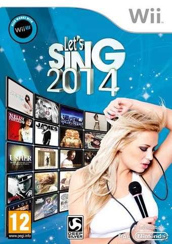[WII] Let's Sing 2014 - SUB ITA