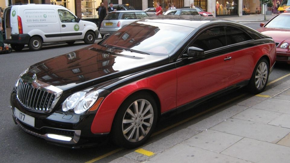 maybach 57s coupexenatec | used daewoo cars